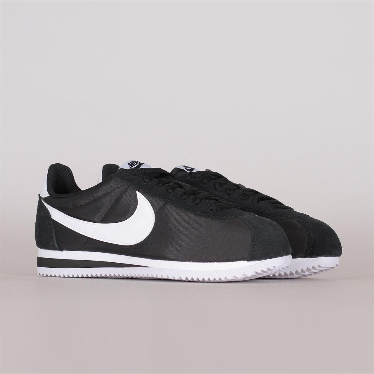 detailing fccc4 6a069 ... sale reduced shelta nike sportswear classic cortez nylon 807472 011  bb9f3 287ef 7c255 d3874