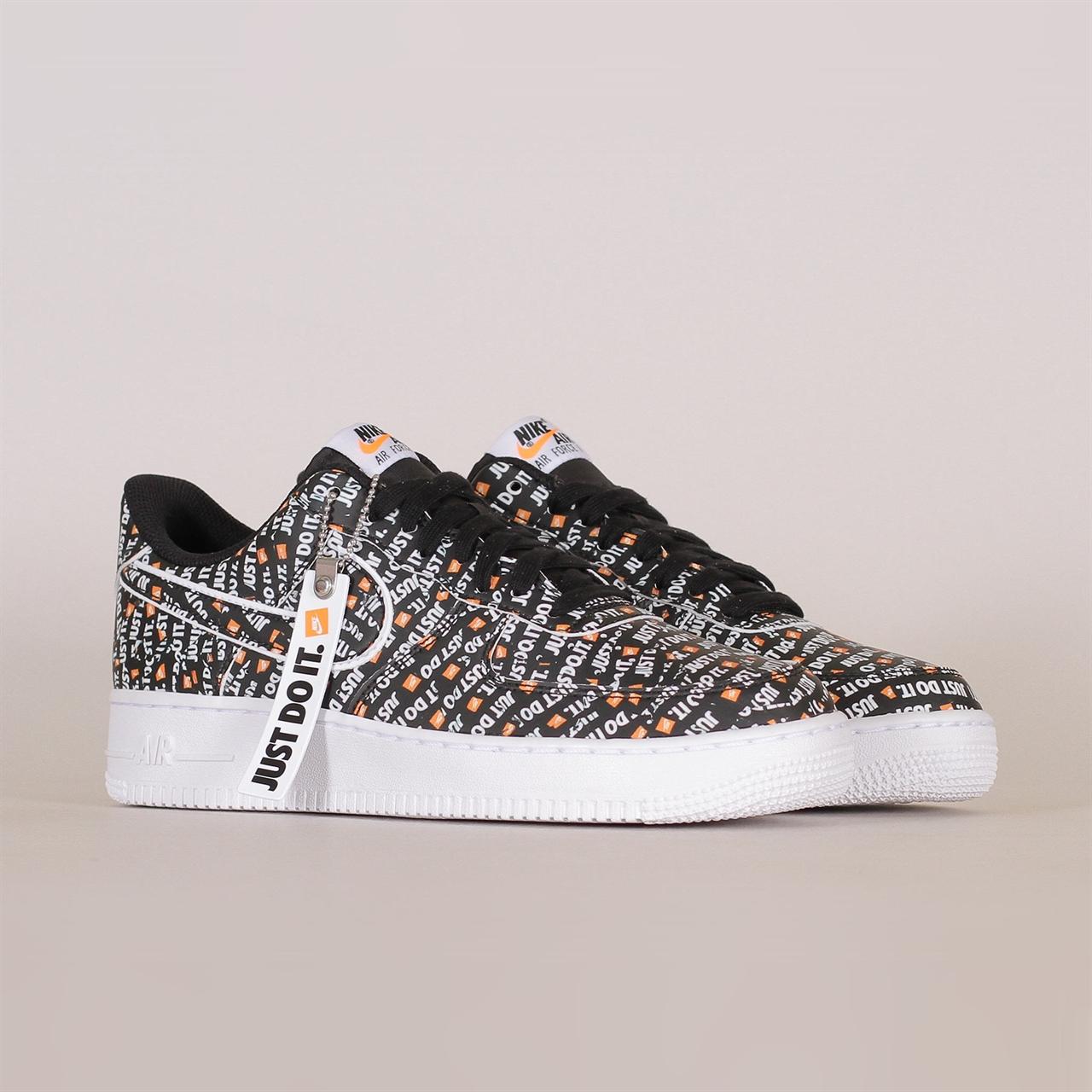 timeless design 7dbea 34405 nike sportswear air force 1 07 lv8 ´just do it´ ao6296 001
