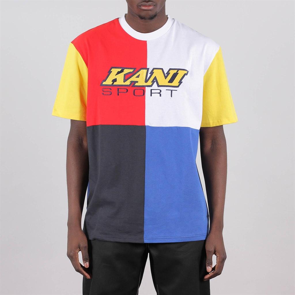 Karl Kani Sport Block Tee Multi (05-M-04) 6014162f8