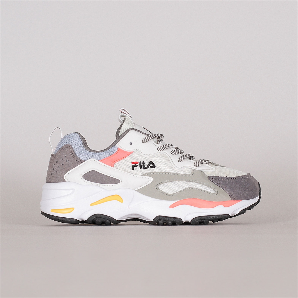 Shelta Fila Womens Ray Tracer Low (1010686 91K)