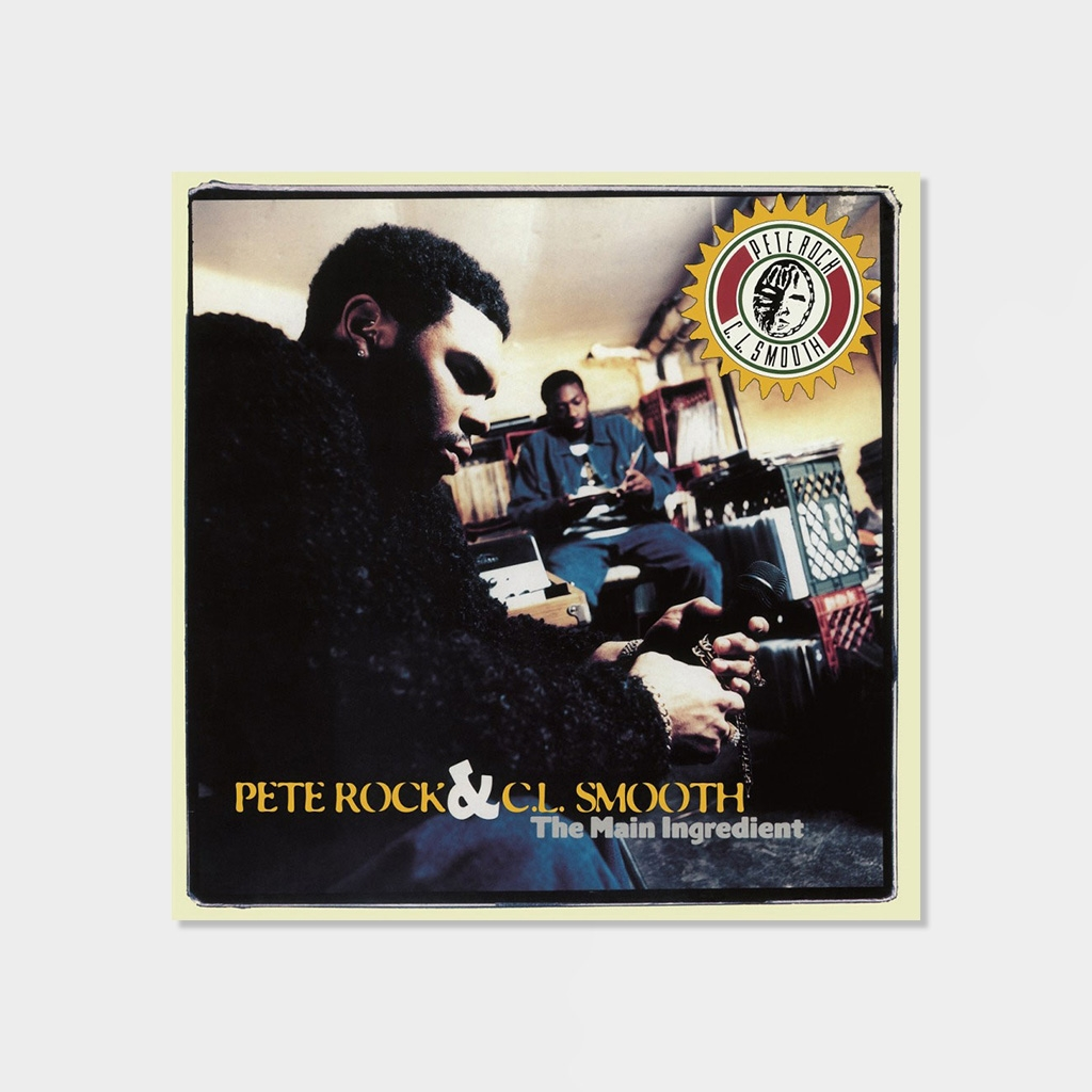 Pete Rock & CL Smooth The Main Ingredient 2-LP Vinyl (S03856)