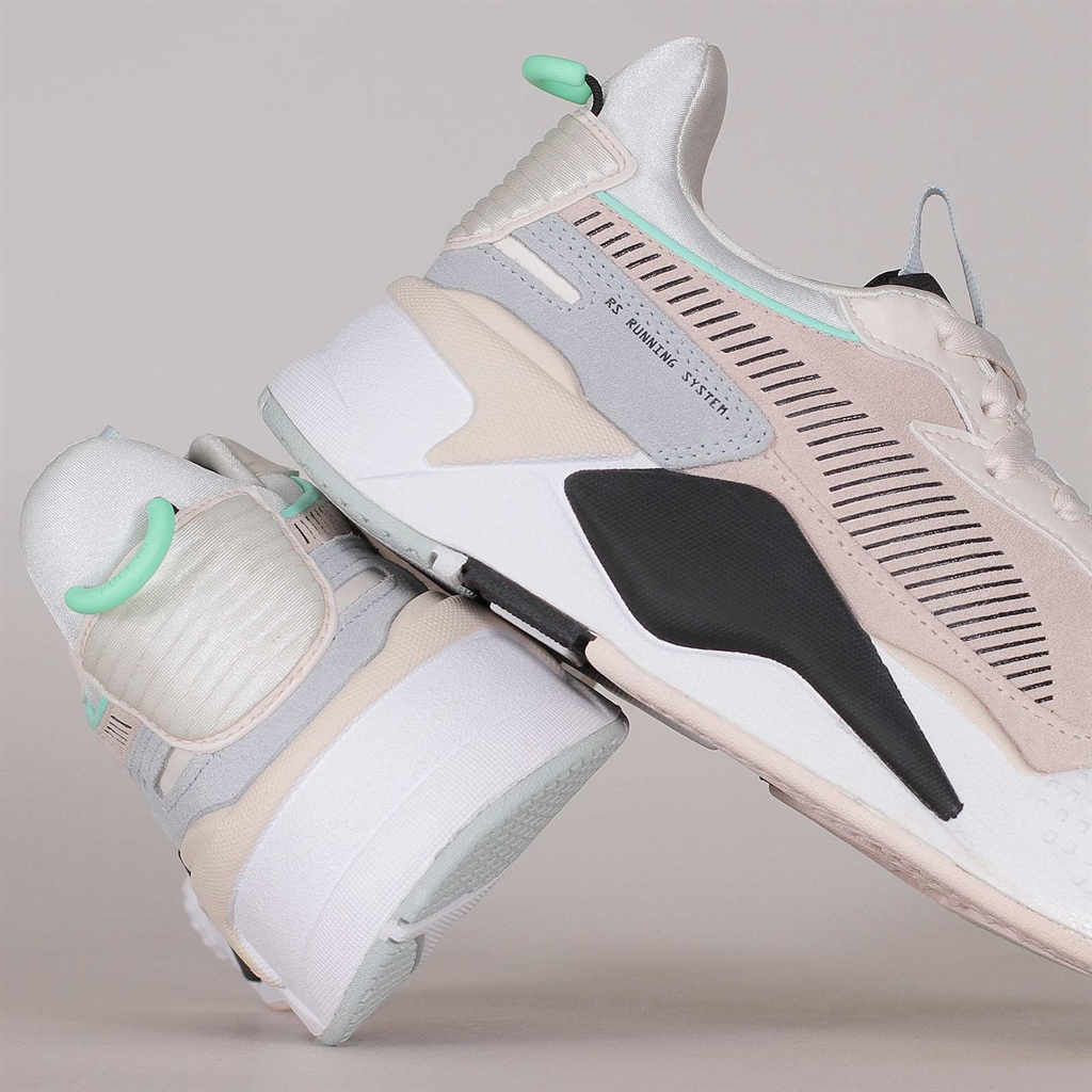 MTV Reinvents the New PUMA RS X Tracks Sneaker
