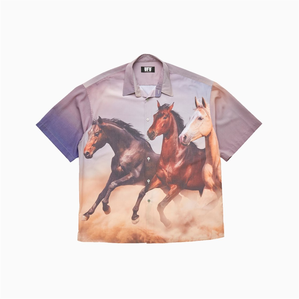 Used Future Horse Shortsleeve Shirt (SH101-HRS)