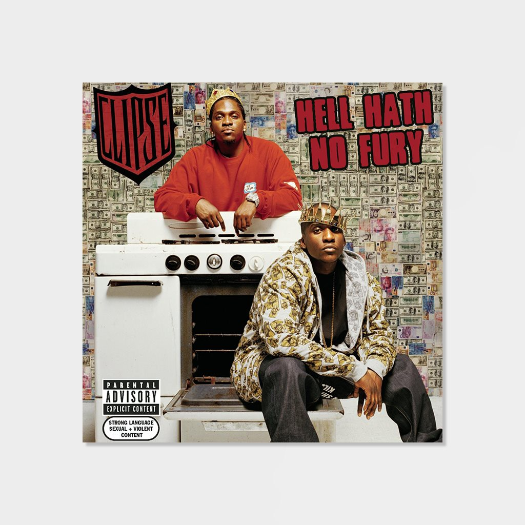 Clipse Hell Hath No Fury LP Vinyl (P95098)