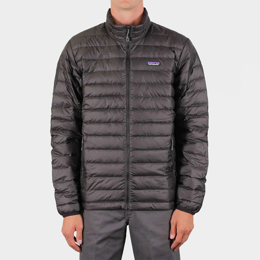 Patagonia Down Sweater Jacket Black (84674-BLK)