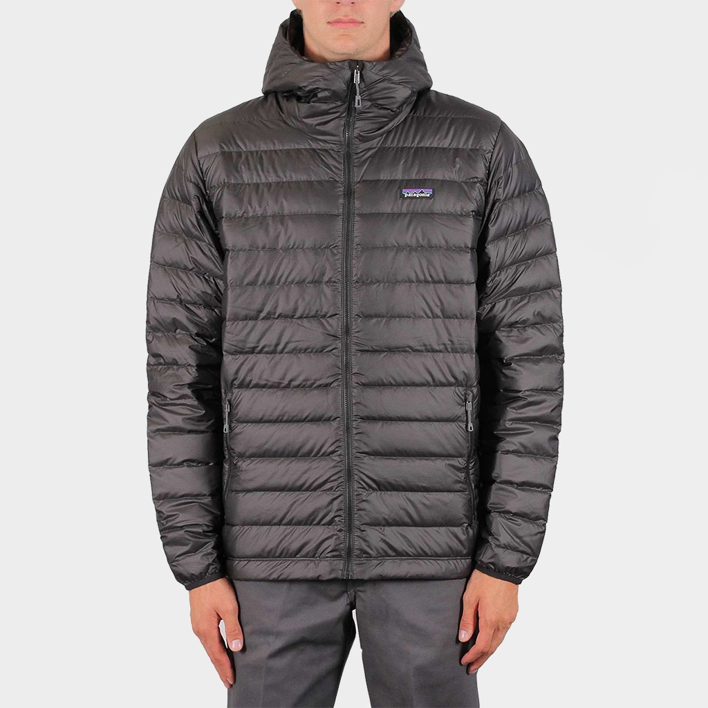 Patagonia Down Sweater Hoody Jacket Black (84701-BLK)
