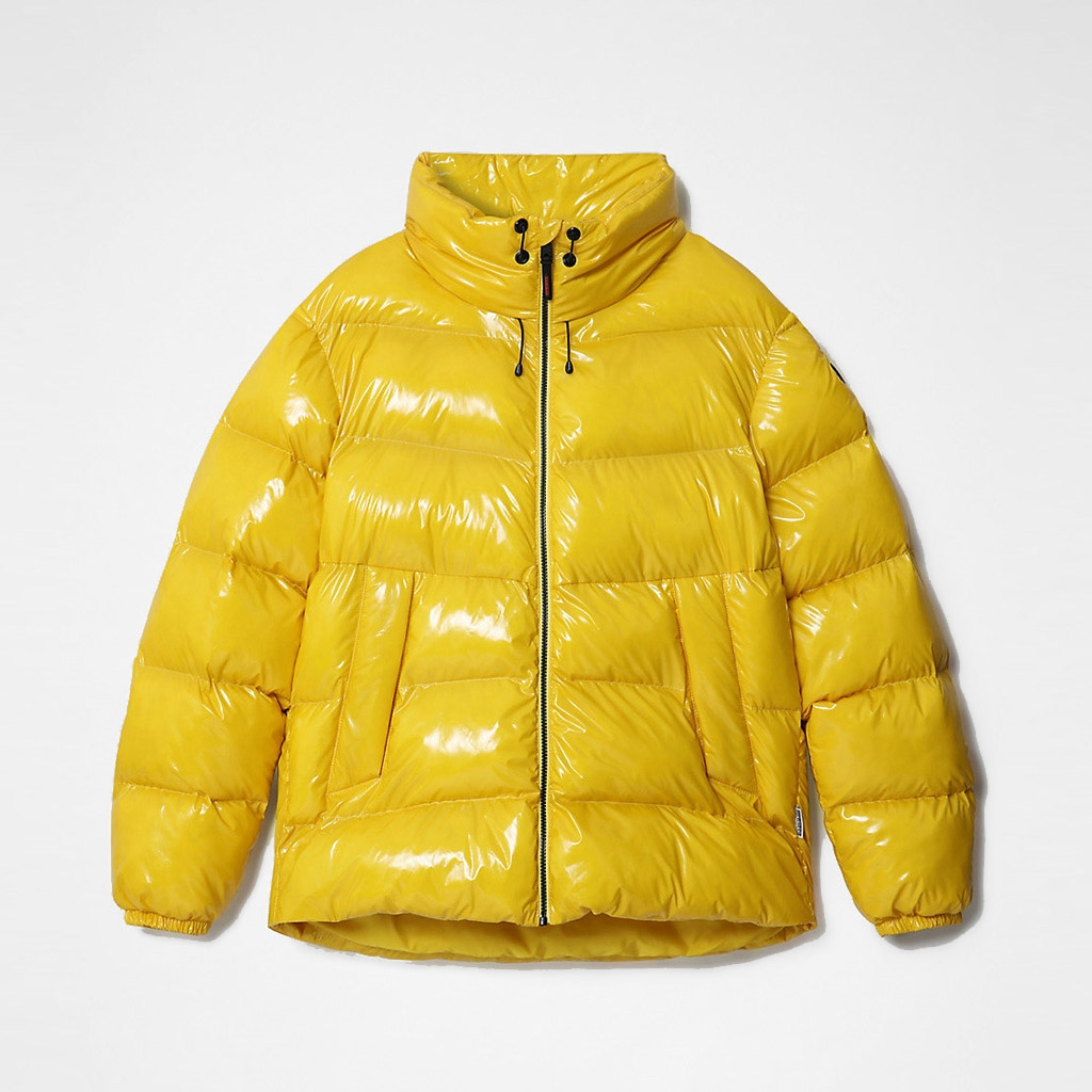 Napapijri Loyly Jacket Shiny Yellow (AEK60411-YEL)