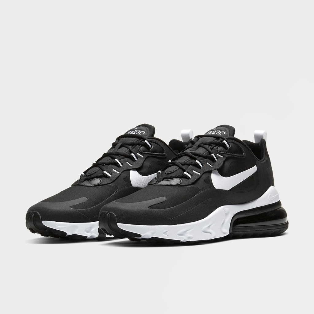 Shelta Nike Air Max 270 React BlackWhite (CI3866 004)