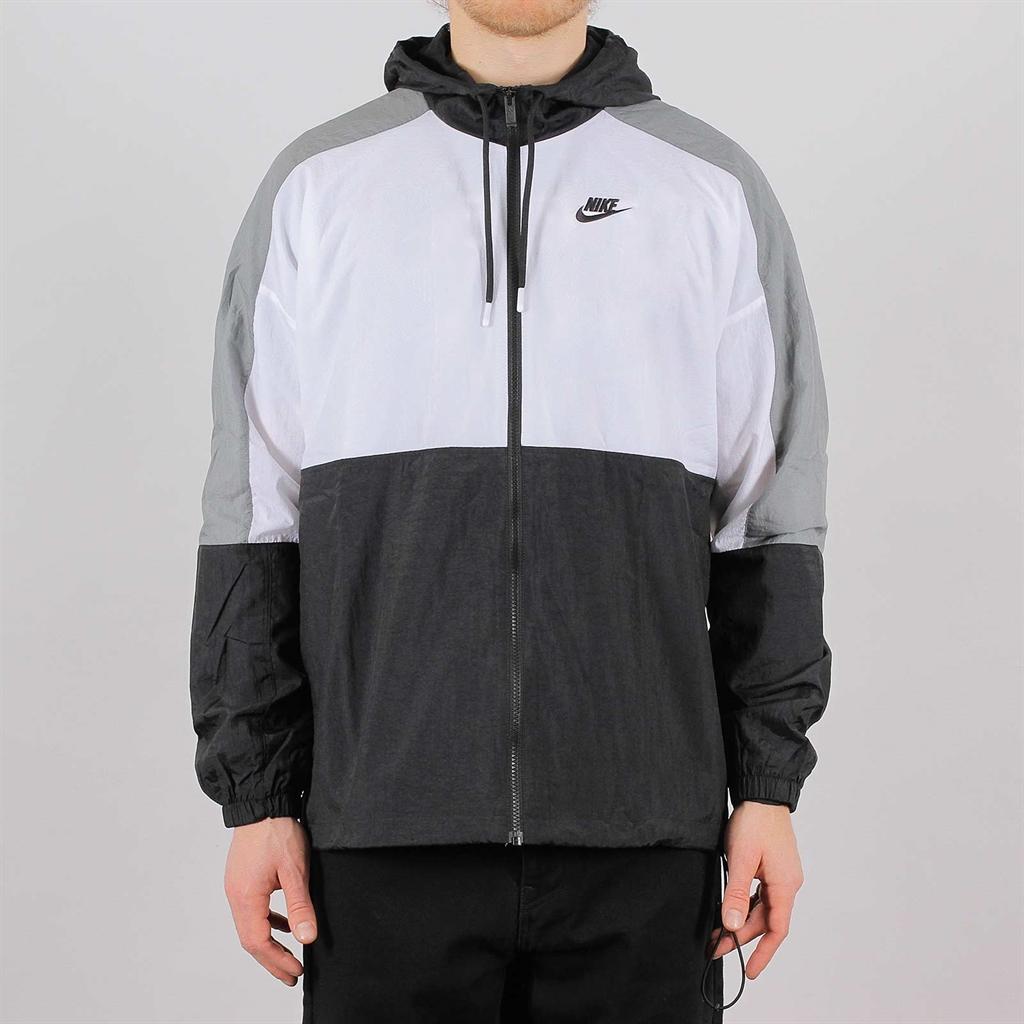 Shelta Nike Hooded Windbreaker Jacket Black (CJ4560 010)