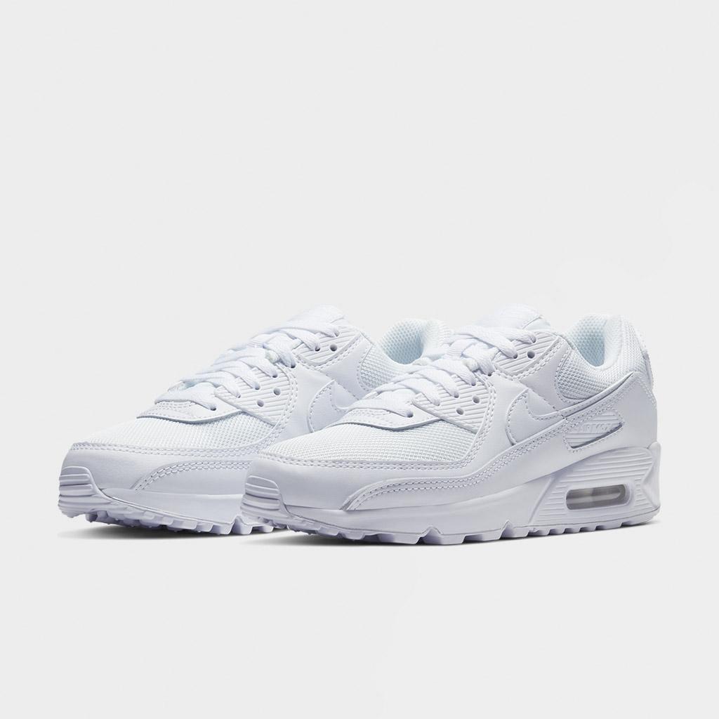 Nike Womens Air Max 90 White (CQ2560 100)