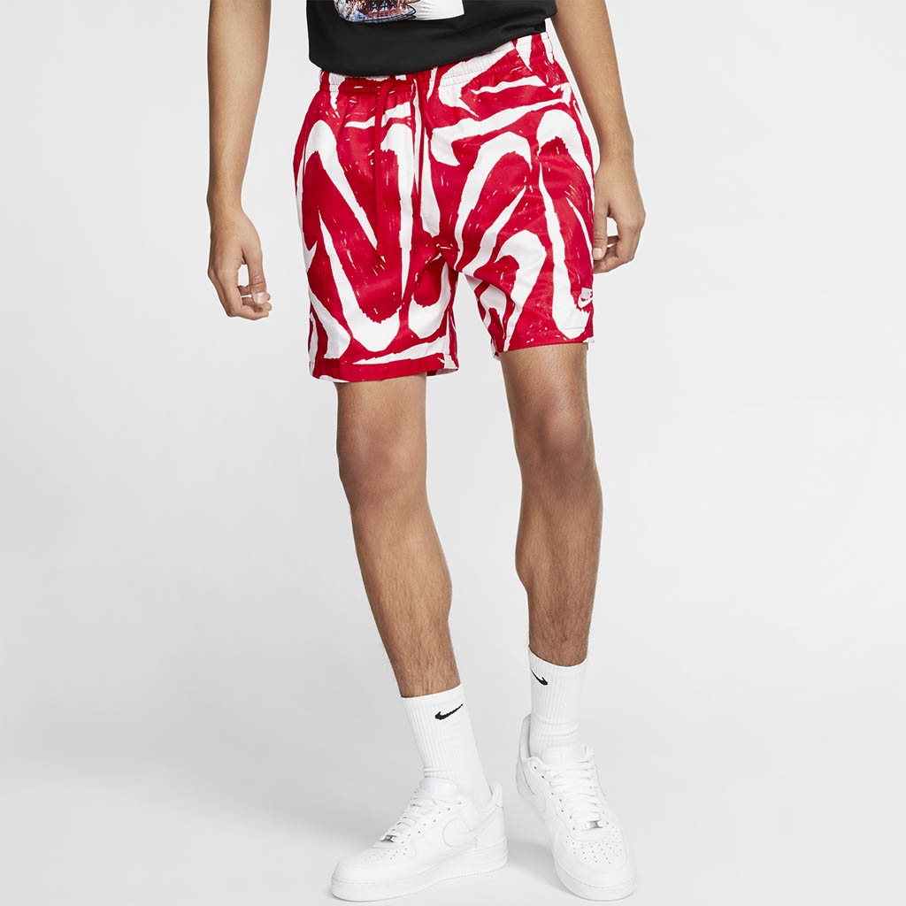Nike City Edition Shorts Red (CT0811-157)