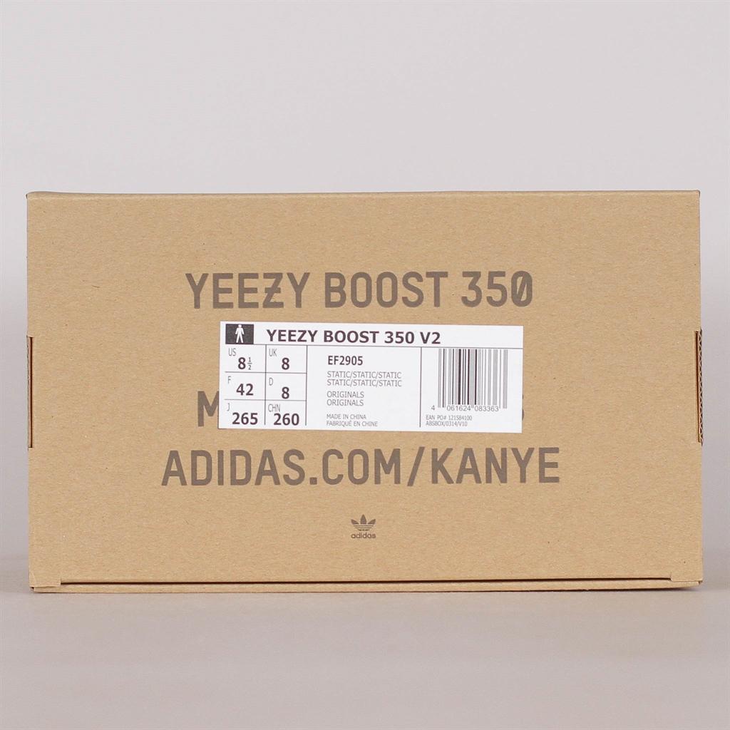 adidas Yeezy Boost 350 V2 StaticStatic Static EF2905 rea