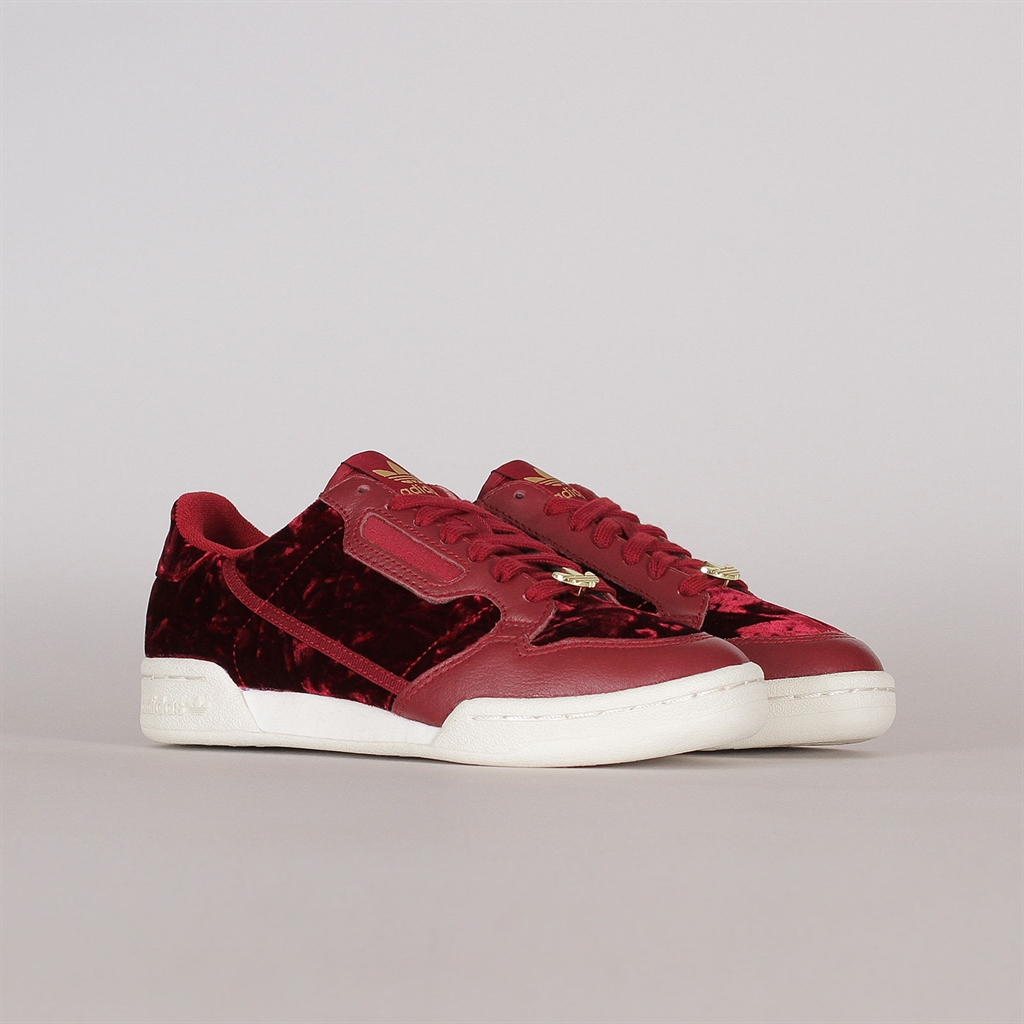 Adidas Originals Continental 80 Velvet Gemstone Pack (EH0173)