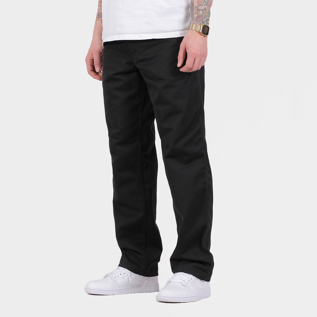 Carhartt WIP Simple Pant Black Rinsed (I020075-89-02-32)