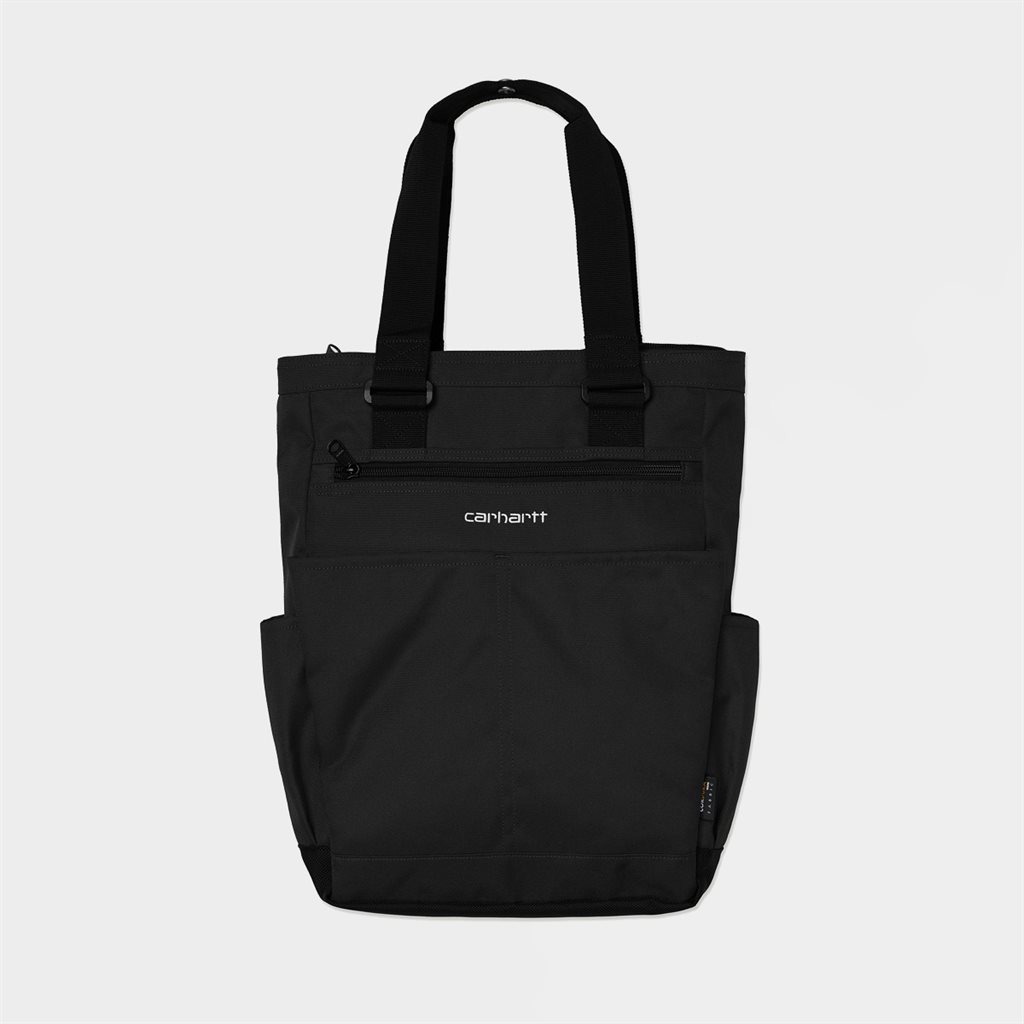 Carhartt WIP Payton Kit Bag Black (I028685-89-90)