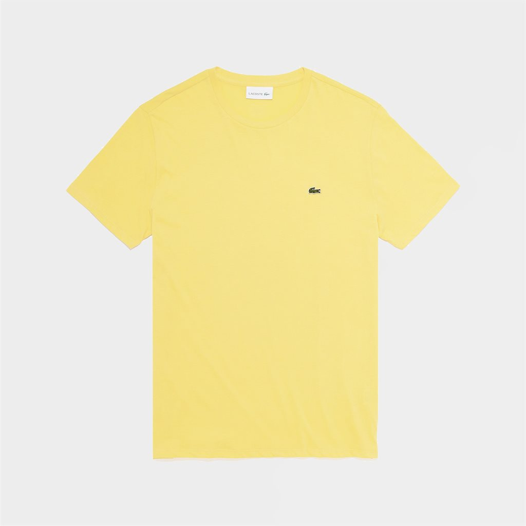 Lacoste Classic T-shirt Yellow (TH2038-YEL)