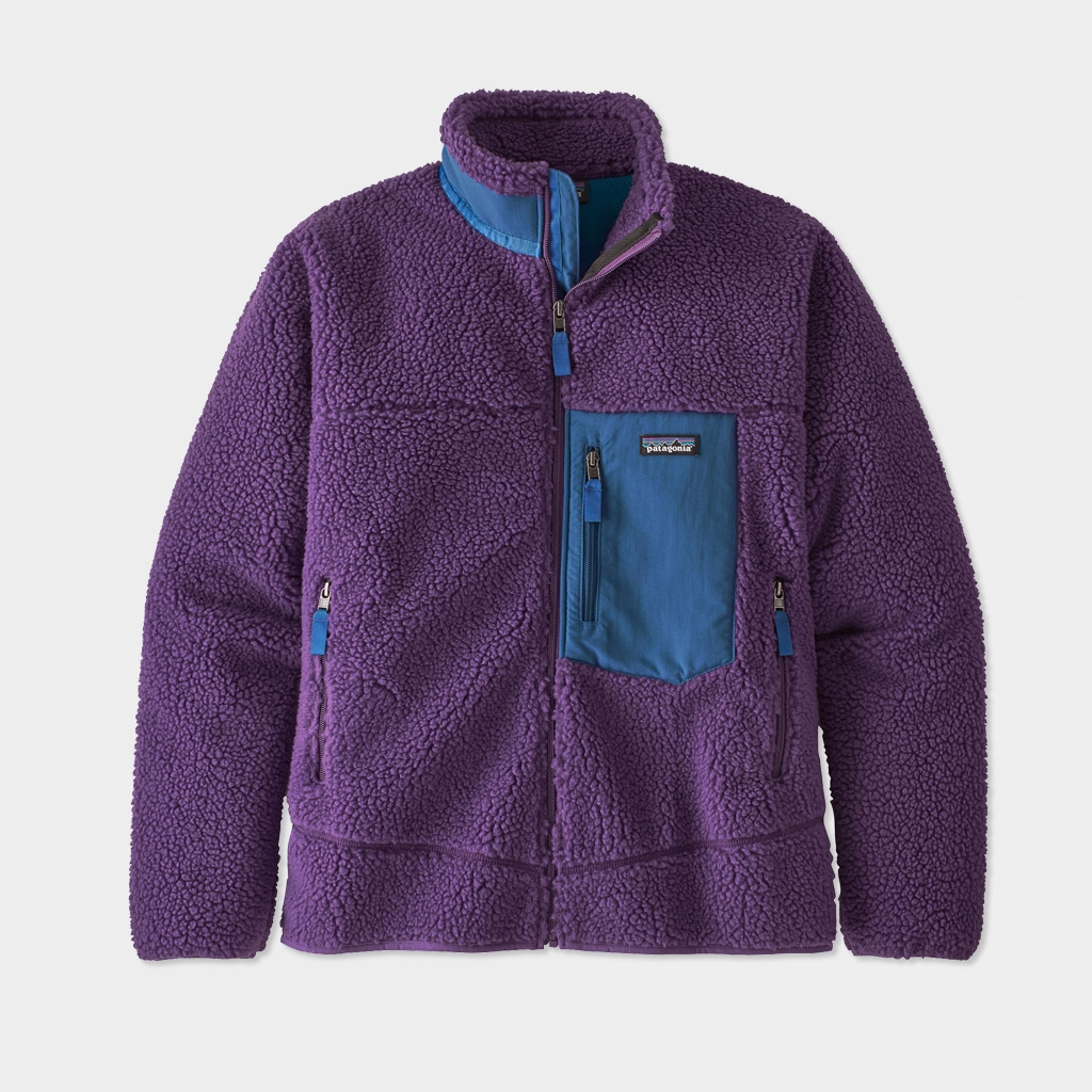 Patagonia Classic Retro-X Jacket Purple (23056-PUR)