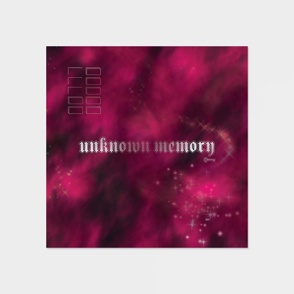 Yung Lean Unknown Memory LP Limited Edition Color Vinyl (YR0006LP)