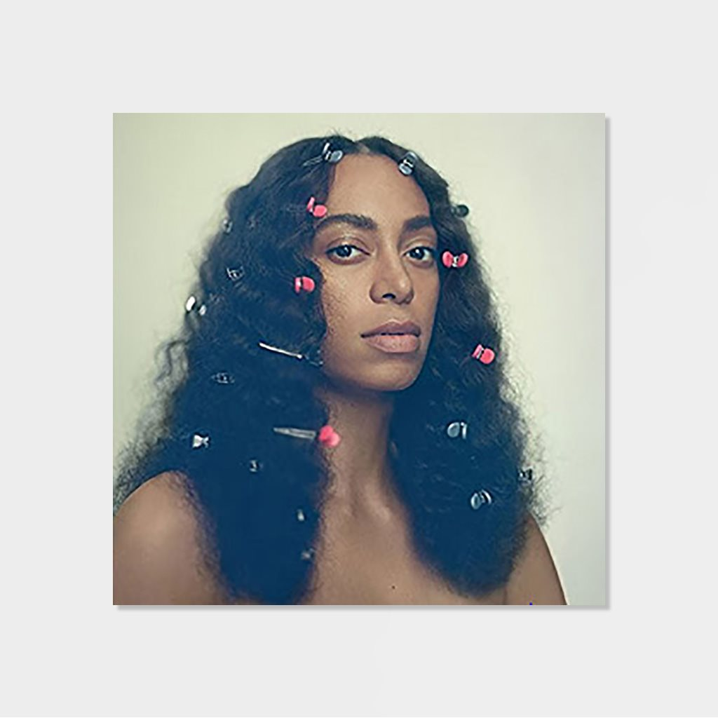 Solange A Seat at the Table 2-LP Colored Vinyl (Z78128)