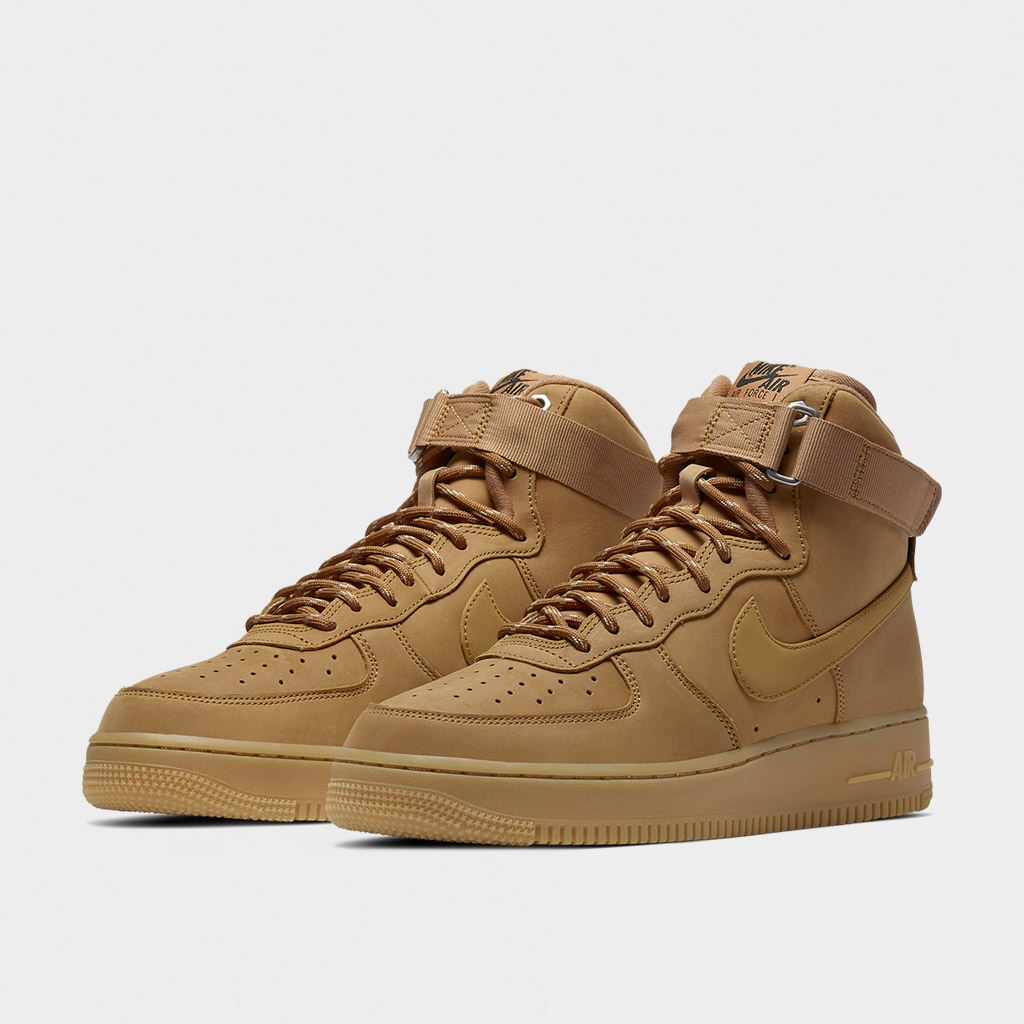 Nike Air Force 1 High 07 Flax (CJ9178 200)