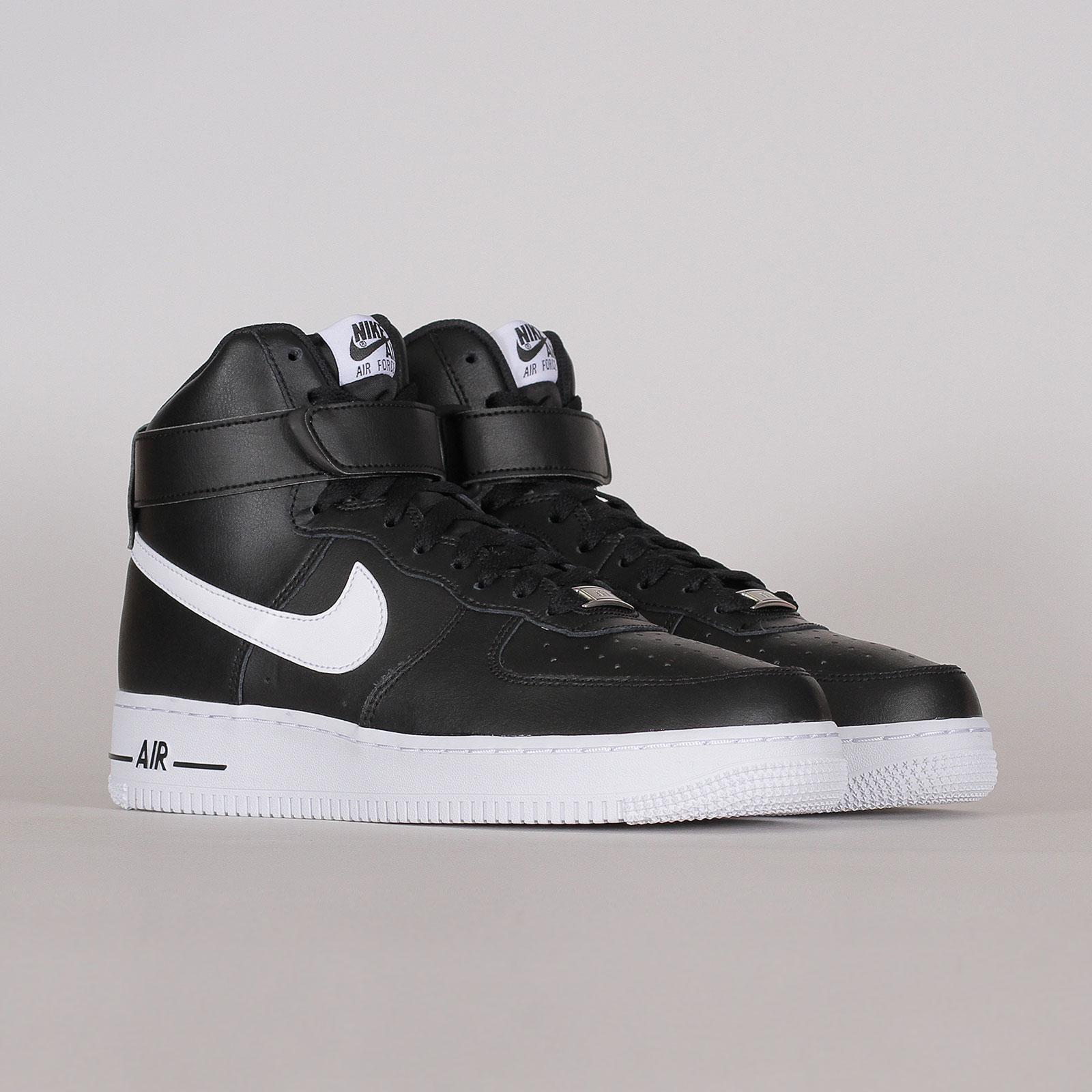 Nike Air Force 1 High 07 Black (CK4369 001)